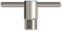 Nozzle Thread Chaser Tap