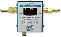 Gas Flow Monitor