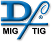 D/F Machine Specialties Logo